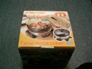 テーブルミニクッカー1